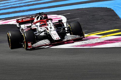 Räikkönen: Mostanában a piros zászlók mindig tönkreteszik a köreimet…