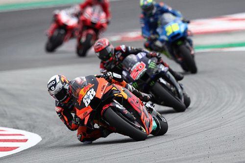 Положение в общем зачете MotoGP после Гран При Каталонии