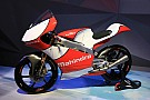 Mahindra unveils 80% new Moto3 challenger