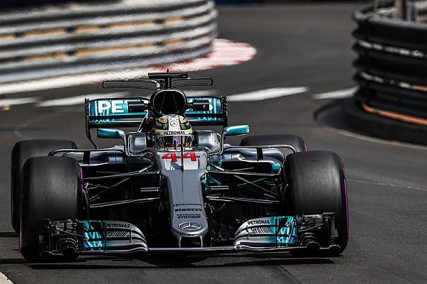 Formule 1 Actualités Wolff  : La Mercedes W08 se comporte