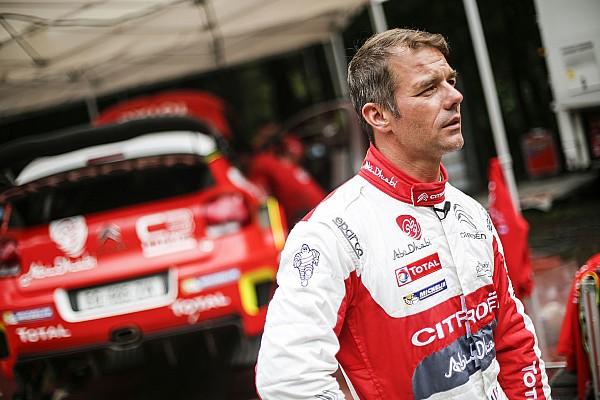 Citroën wil dat Loeb graveltest doet na succesvolle eerste test