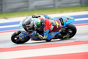 Moto2 Kwalificatieverslag Morbidelli start Moto2-race in Austin vanaf pole position