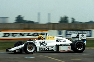 Fórmula 1 Historia GALERÍA: a 34 años de que Senna probará por primera vez un F1
