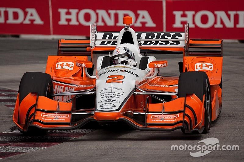 IndyCar in Toronto: Josef Newgarden siegt mit richtigem Timing