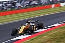 F1 Renault detuvo su desarrollo mientras esperaba el piso nuevo