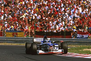 Legendarische races: de Grand Prix van Hongarije in 1997