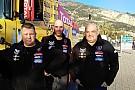 Qualisport Racing: Gépátvétel után, rajtceremónia előtt