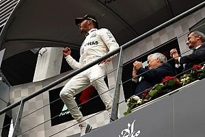 Fórmula 1 Noticias Lewis Hamilton se estrena en Bélgica como 'Piloto del día'