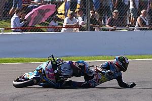 Moto2 Reactions Marquez: Kecelakaan ini benar-benar kesalahan saya