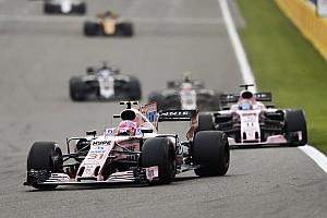 Formule 1 Réactions Force India ne va plus laisser Ocon et Pérez se battre