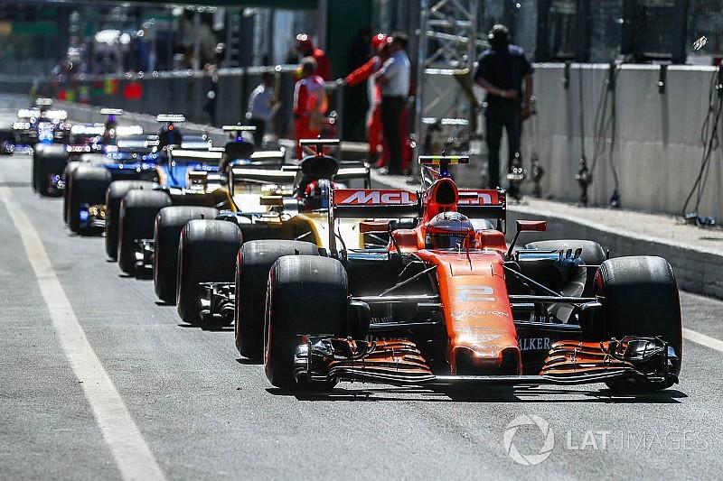 Fernley: Liberty Media n'informe pas les teams sur l'avenir de la F1
