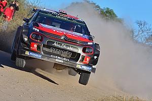 WRC 速報ニュース 【WRC】クリス・ミーク、アルゼンチンで