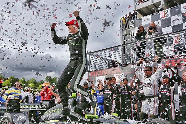 IndyCar 【インディカー】アラバマ決勝:ニューガーデン今季初優勝。琢磨9位