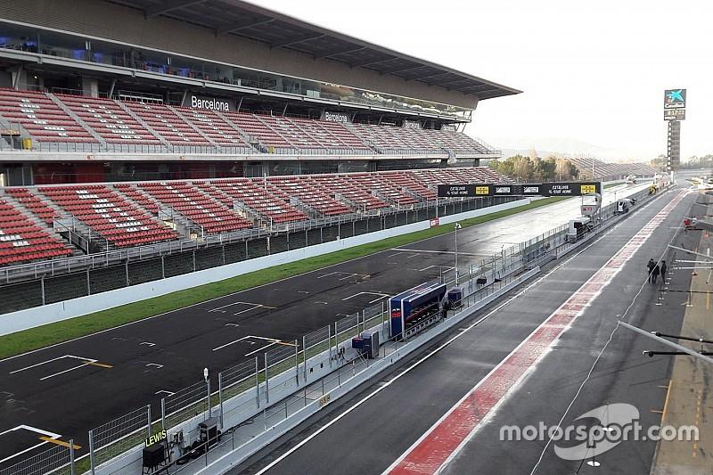 Наживо: Передсезонні тести Ф1 у Барселоні, День 4
