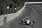 Chaves satisfecho con su primer test con Harding Racing