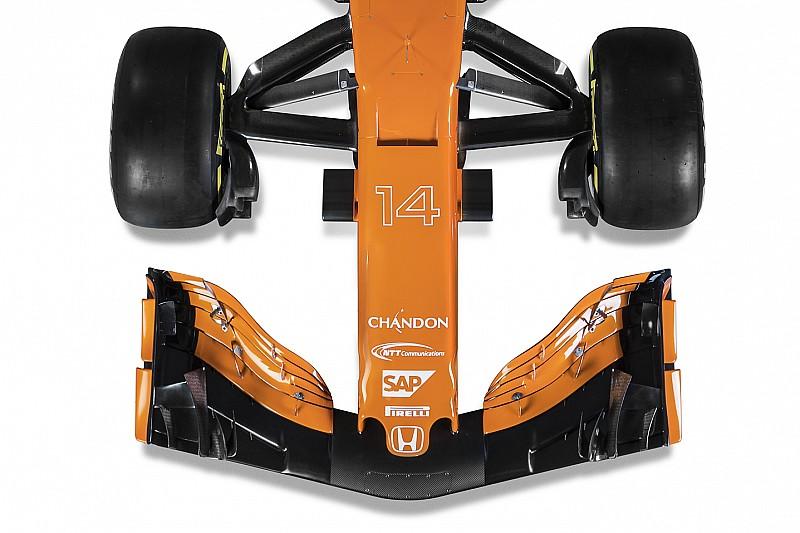 Waarom de McLaren oranje is