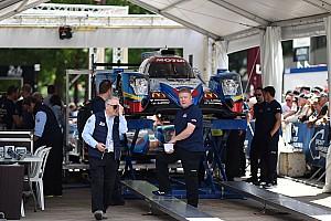 Le Mans Son dakika Diskalifiye edilen Rebellion LMP2 ekibi Le Mans podyumunu kaybetti