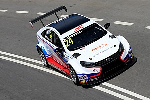 WTCC Breaking news Gleason to see out WTCC season with RC Motorsport