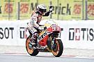 Márquez sigue liderando en Barcelona pese al cambio; las Yamaha, a la Q1