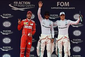 Fórmula 1 Relato de classificação Hamilton derrota Vettel e crava 6ª pole seguida; Massa é 6º