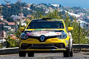Trofei Clio R3T Preview Il Rally Targa Florio 3° appuntamento 2017 per il Trofeo Clio R3T