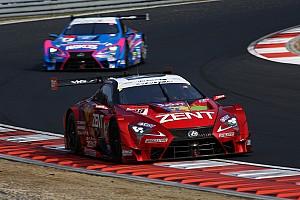 スーパーGT レースレポート 【スーパーGT】立川「悔しいレースだった。富士は優勝を獲りに行く」