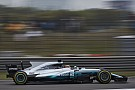 Hamilton: Quid de l'empattement long de la Mercedes à Monaco?