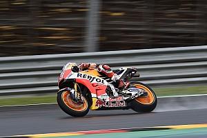 MotoGP Résumé d'essais libres EL4 - Márquez devant Pedrosa lors d'une séance tronquée par la pluie