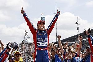 IndyCar Résumé de course Course - Takuma Sato remporte les 500 Miles d'Indianapolis!