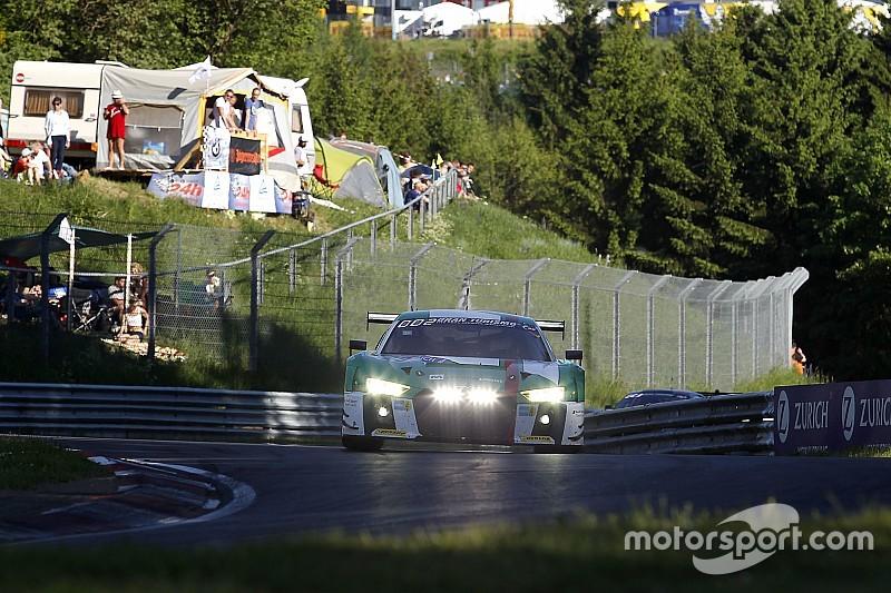 Land Audi gana en las 24H de Nurburgring en la última vuelta