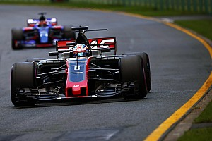 Haas F1 rivals shocked by Grosjean's top-six start