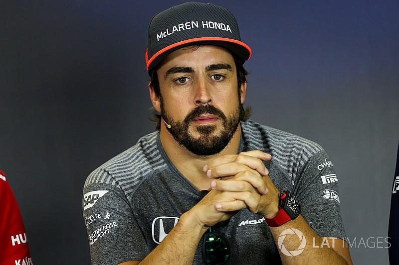 Para Alonso Indy ha sido el único momento positivo del año