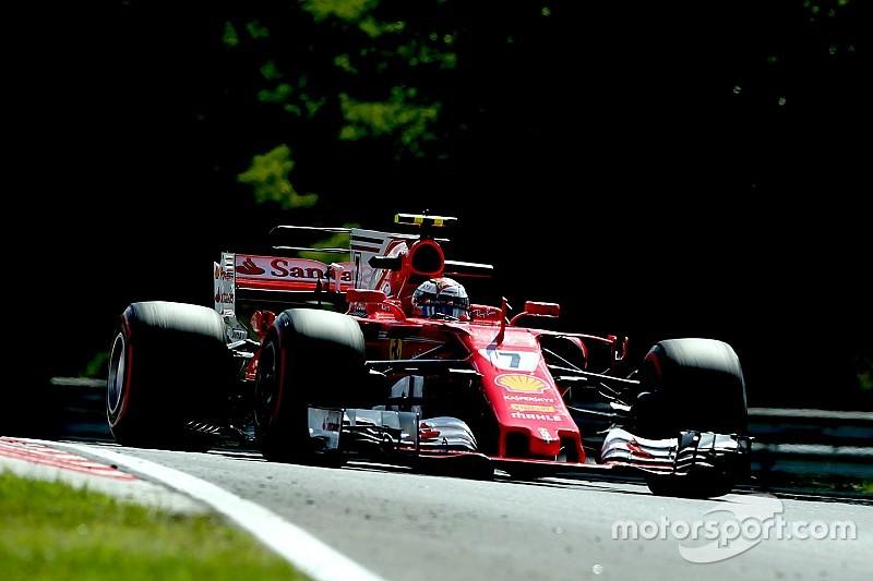 Жалобы соперников на Ferrari вызвали у Феттеля гордость