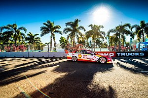 Supercars Race report Townsville Supercars: McLaughlin wins, takes points lead