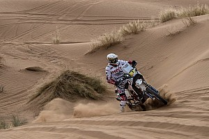 Cross-Country Rally Leg report Merzouga Rally: Hero, Sherco TVS in top 10 after Stage 1