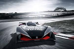 Videogames Nieuws Dit is de nieuwe hypercar van Peugeot in Gran Turismo Sport