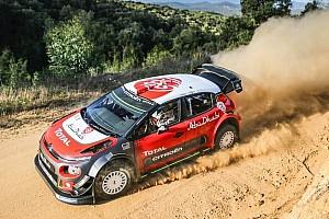 WRC I più cliccati Fotogallery: l'esordio di Loeb con la Citroen C3 WRC su sterrato
