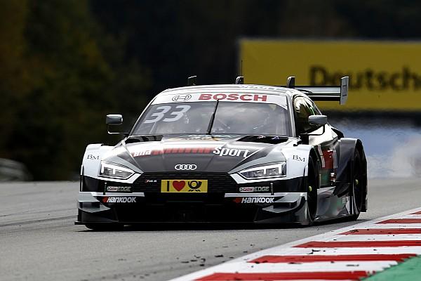 DTM Il cambio frena Green: Rast ringrazia e trionfa in Gara 2 al Red Bull Ring