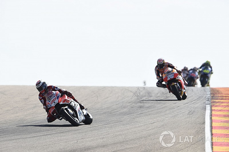 Após pódio, Lorenzo vê vitória pela Ducati mais próxima