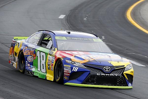 NASCAR Cup Kyle Busch escapa de 'Big One' e vence em New Hampshire