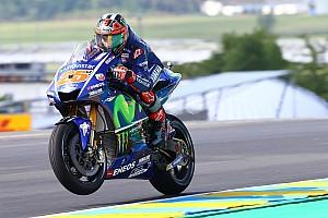 MotoGP 予選レポート 【MotoGP】フランス予選:ビニャーレスPP。ヤマハ勢圧倒で1-3独占