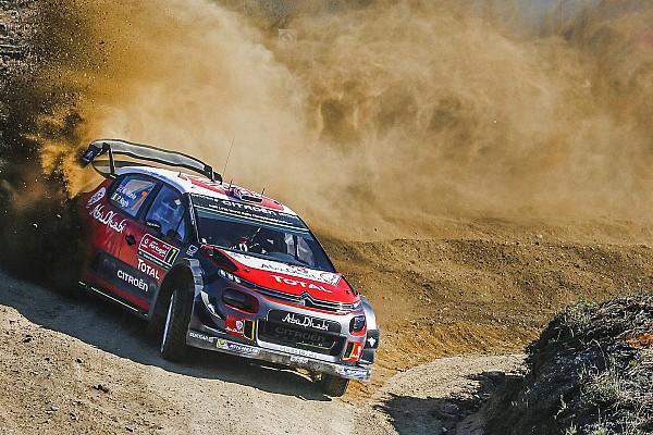 WRC Новость Босс Citroen пообещал не увольнять Мика из-за аварий