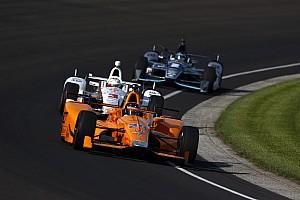 IndyCar Reporte de prácticas Indy 500: Fernando Alonso, cuarto; Carpenter el mejor del día
