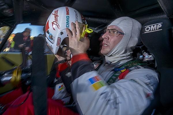 WRC Новость «У меня вообще не было сил». Латвала о госпитализации во время ралли