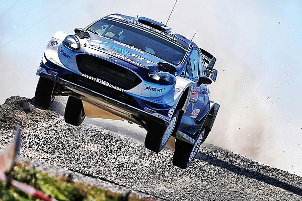 【WRC】ポルトガル2日目:トヨタ7-8番手。ラトバラは横転で13番手
