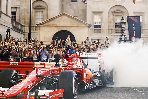 Formula 1, Çin'de taraftar festivali düzenleyecek