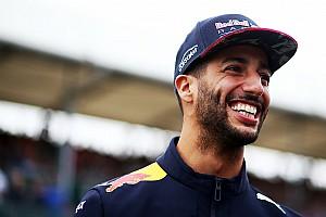 Formule 1 Actualités Daniel Ricciardo élu