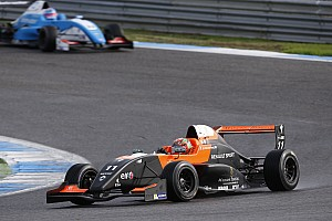 Formula Renault Race report Estoril Eurocup: Fenestraz wins final race of the season