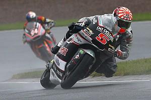 Moto2 Rennbericht Moto2 auf dem Sachsenring: Jonas Folger mit Platz zwei