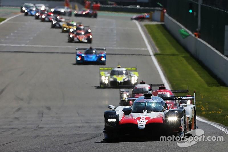 Toyota bağımsız takımların Spa'da daha yakın olmalarını beklemiş